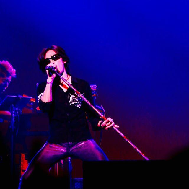 Koshi Inaba LIVE 2016 ~enIII~ at Nippon Budokan. #稲葉浩志 #koshiinaba #koshiinabalive2016enlll