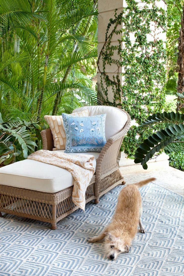 best indoor outdoor rugs images on pinterest  indoor outdoor  - cleo indooroutdoor rug in blue design by dash  albert