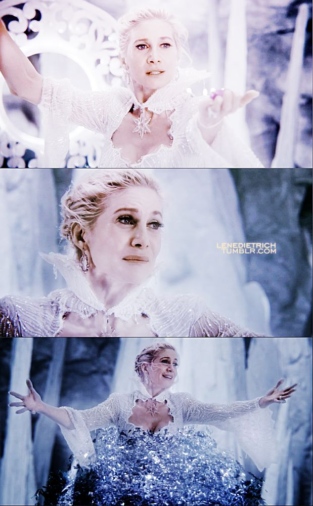 once upon a time, ice queen, ingrid, ouat, storybrook, elizabeth mitchell