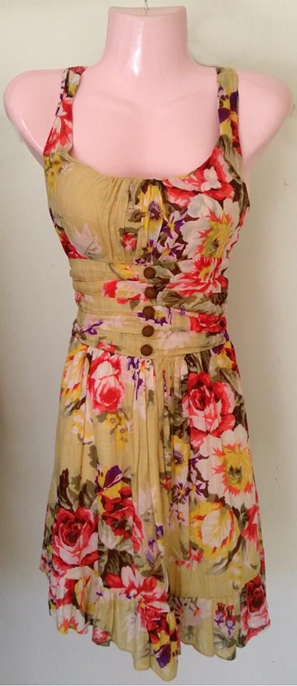 The Forever Floral dress