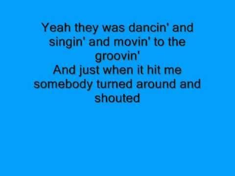 ▶ Wild Cherry - Play That Funky Music White Boy (Lyrics on screen) - YouTube