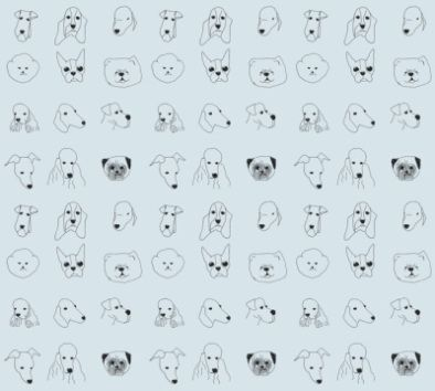 Dog Print Wallpaper dog wallpaper print」のおすすめアイデア 25 件以上 | pinterest