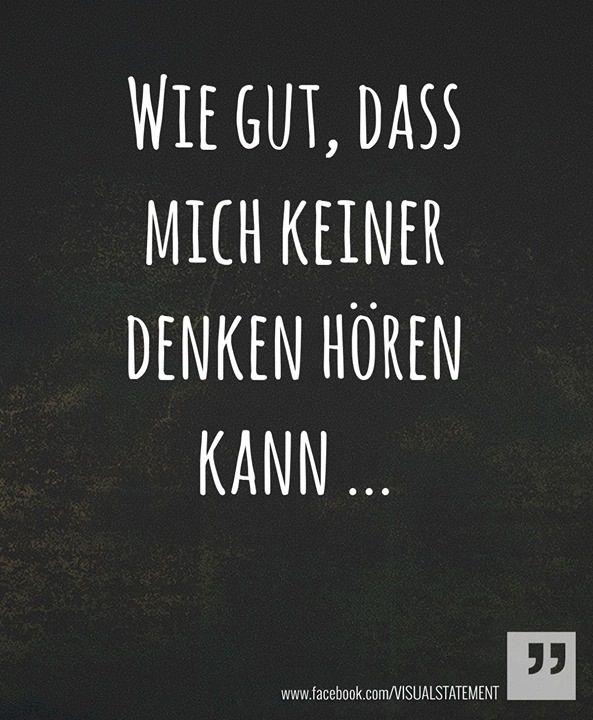 Wohl wahr...