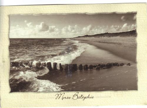 Baltic Sea (?) Poland