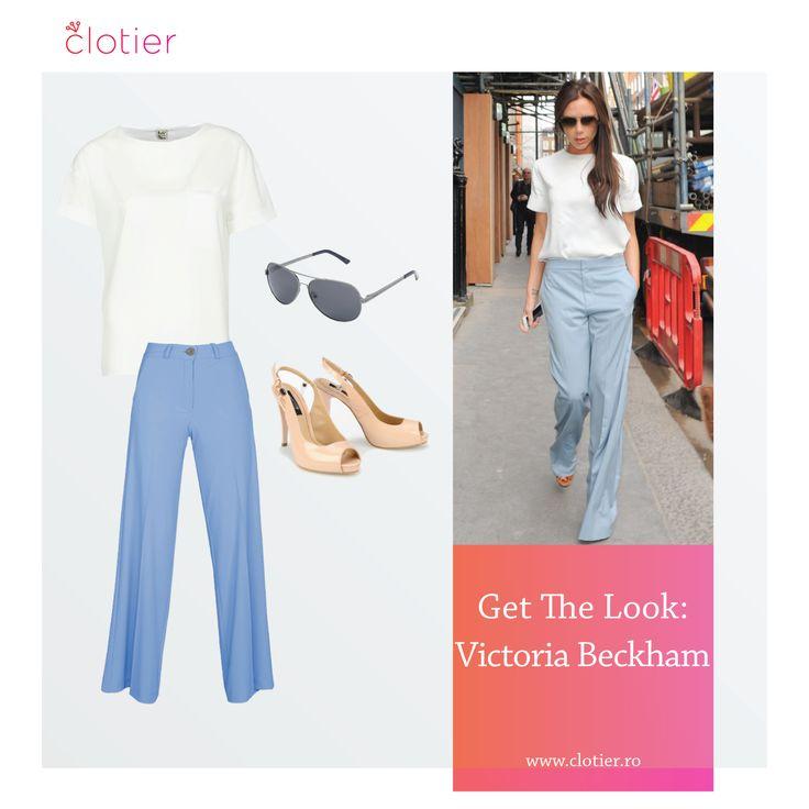 Get The Look: Victoria Beckham ‹ Clotier  http://www.clotier.ro/blog/2014/09/17/get-the-look-victoria-beckham-2/?utm_source=Pinterest&utm_medium=Board&utm_campaign=Blog%20Clotier&utm_content=Get%20the%20look