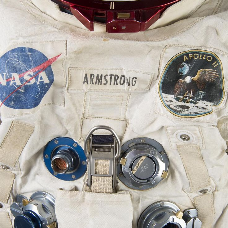 Neil Armstrong captivated the world in 1969 when he became the first person to walk on the Moon. Join us on our mission to #RebootTheSuit and put his spacesuit back on display in time for the 50th anniversary of the #Apollo11 mission. #Kickstarter