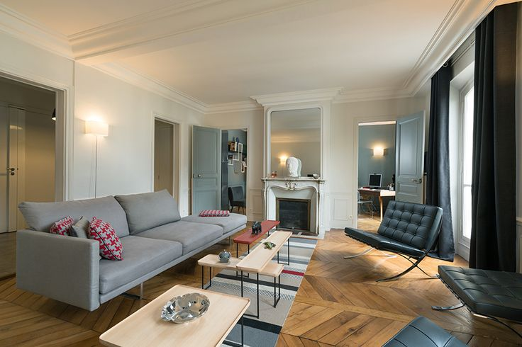 Boulevard Saint Germain - PARIS V | LIGNE DROITE