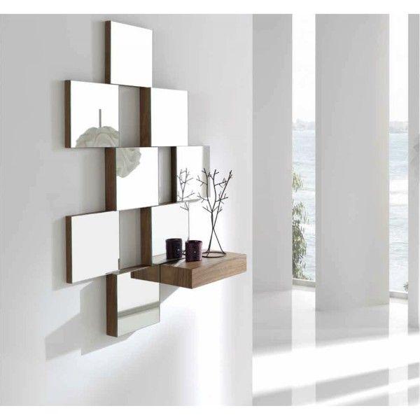 Mejores 116 im genes de decorative modern mirrors en - Muebles pedro alcaraz ...