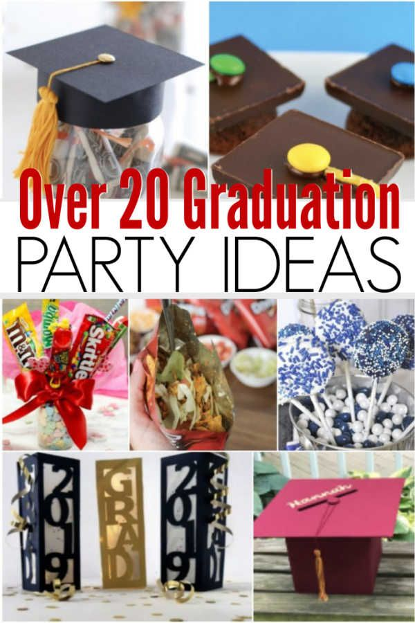 Best Food Gifts 2020 Graduation Party Ideas   Tons of cool grad party ideas