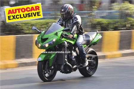 If Kawasaki's Ninja ZX-14R wasn't fast enough, Stuart Lima has turbocharged one to output an insane 280bhp, and we've just gotten astride.