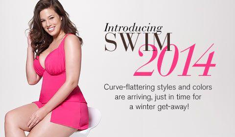Introducing Swim 2014! #LaneBryant