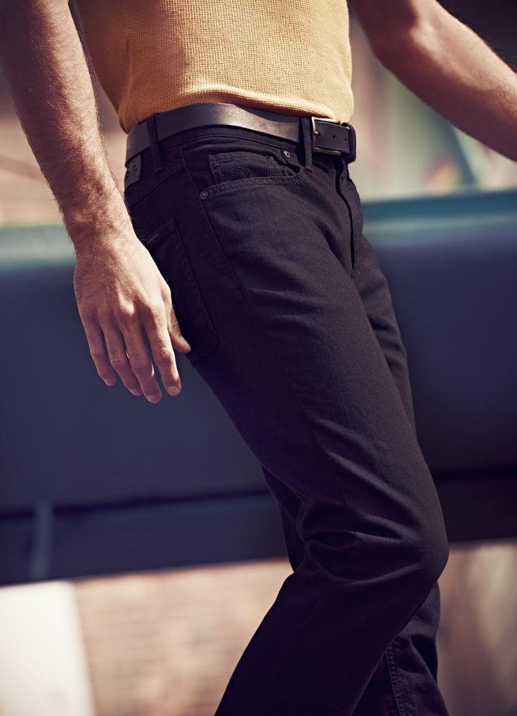 Dress it up or down - Alberto Denim