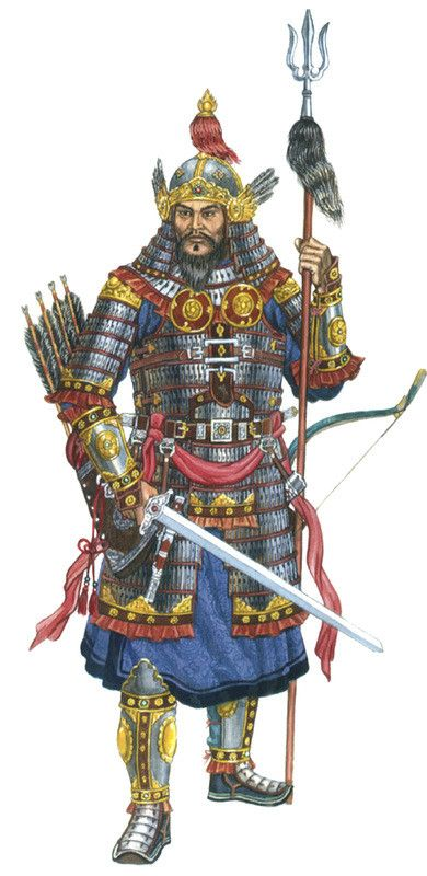 Yuan (Mongol) Noble