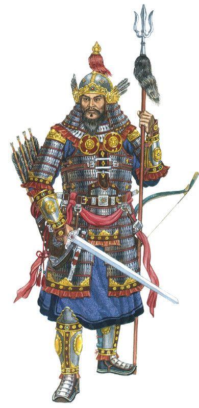 Mongol Noble