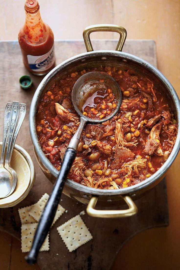 Best Comfort Food Classics- Chicken-and-Brisket Brunswick Stew