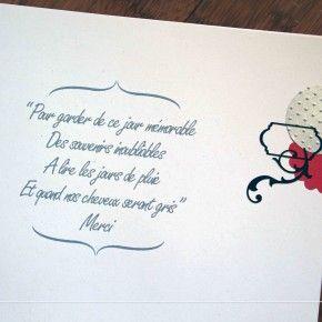 Texte annonce livre d 39 or inspiration mariage pinterest messages - Mot livre d or mariage ...