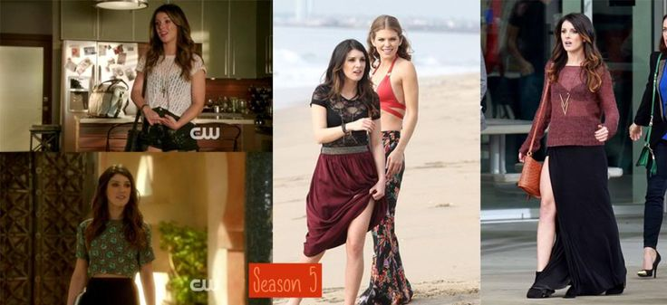 TV Show Style Muse: 90210′s Annie Wilson