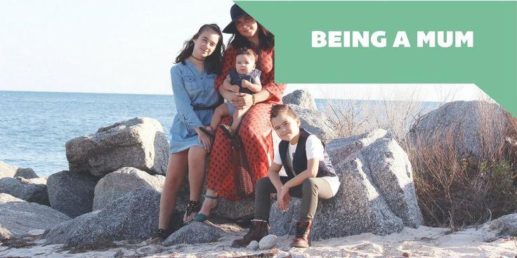Trendy Baby Box Blog - Being a Mum