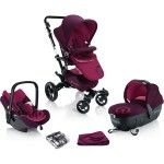 Concord Neo Travel Set Air Safe Sleeper candy pink