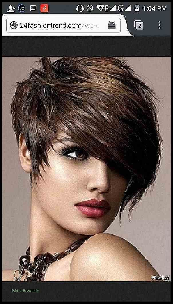 Frisurentrends 2019 Kurz Elegant Frisur Schulterla…