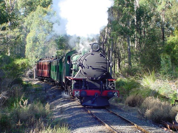 Don River Railway, an important link in the history of Devonport Tas now operates as a scenic tourist railway. Article by Len Langan and photo by Dan Fellow for Think #Tasmania.