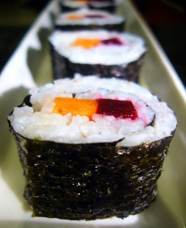 Receta de Sushi fácil para principiantes - El Aderezo - Blog de Recetas de Cocina