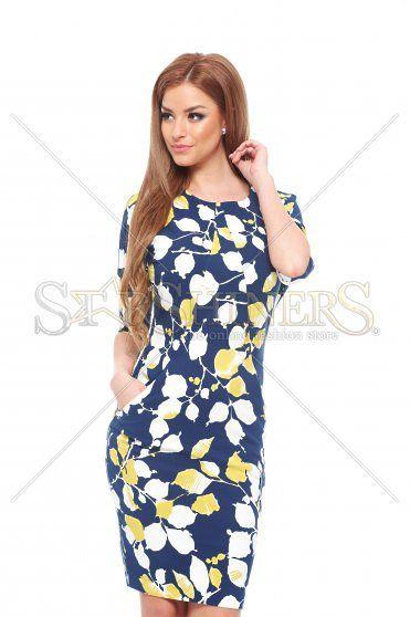 Fofy Promise DarkBlue Dress