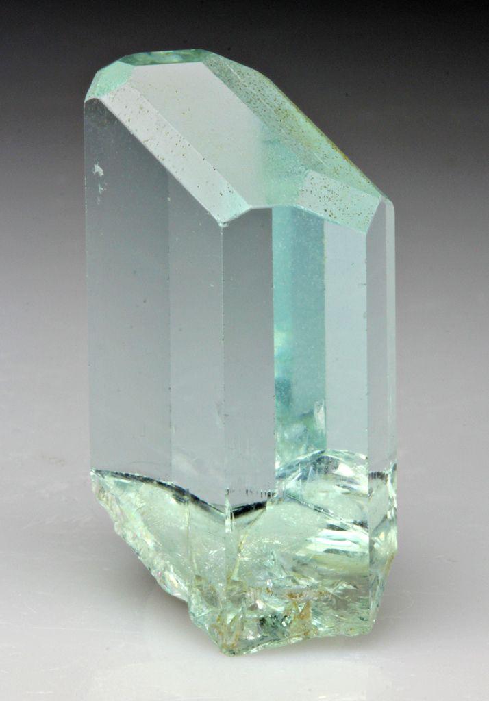 Beryl var. Aquamarine, from Pakistan