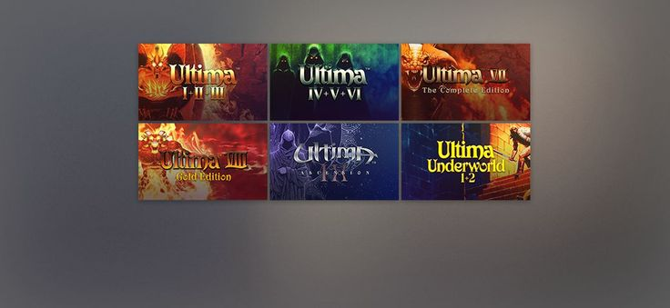 Get the #Ultima Series On Sale at #GOG Today (60%-80% Off)