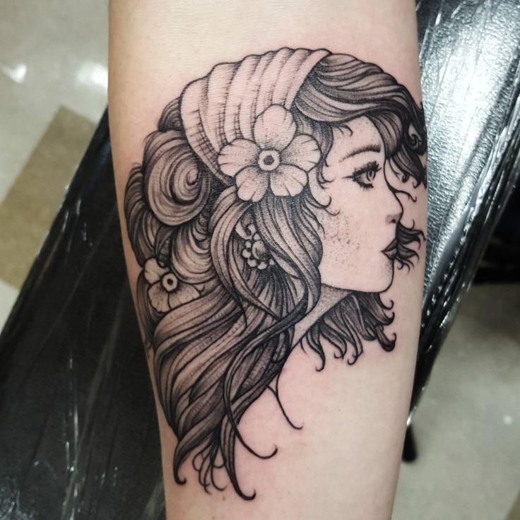 Best 25+ Gypsy Tattoos Ideas On Pinterest