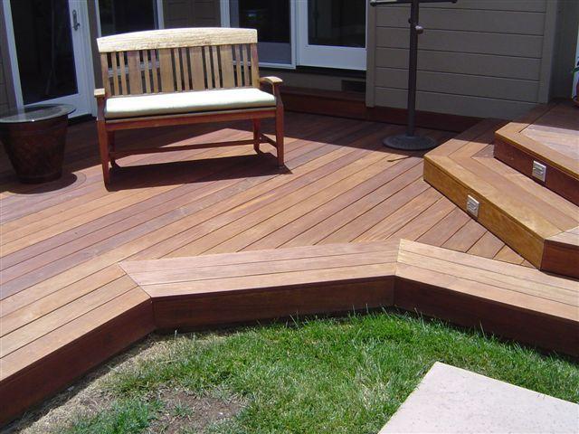 Wood Deck Care