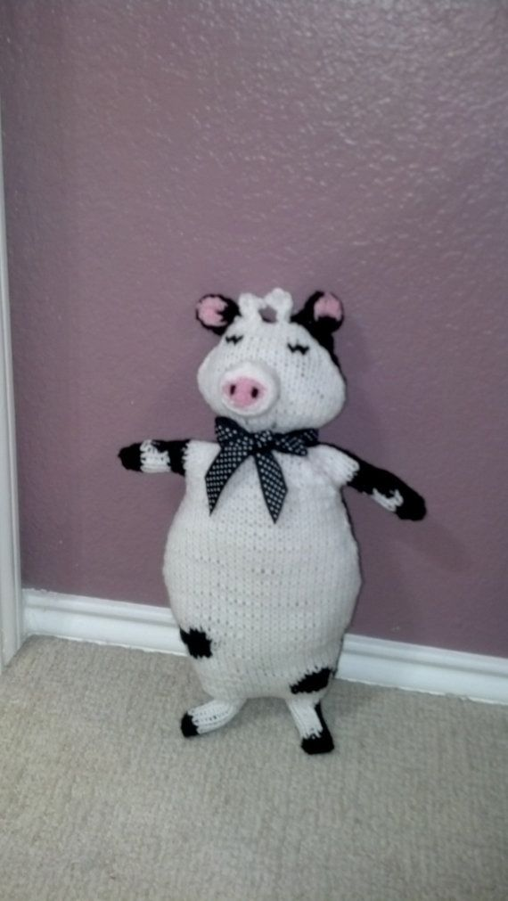 Small Toy Cows : Best stuffed cow ideas on pinterest pattern