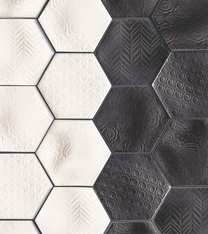 Academy Tiles   Richmond, Melbourne   Artarmon, Sydney   Mosaic Ceramic Glass Porcelain Stone / #black #white