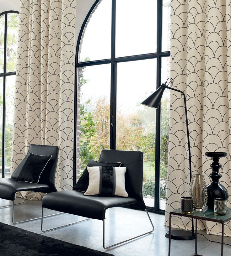Arche Brode Fabric by Casadeco | Jane Clayton