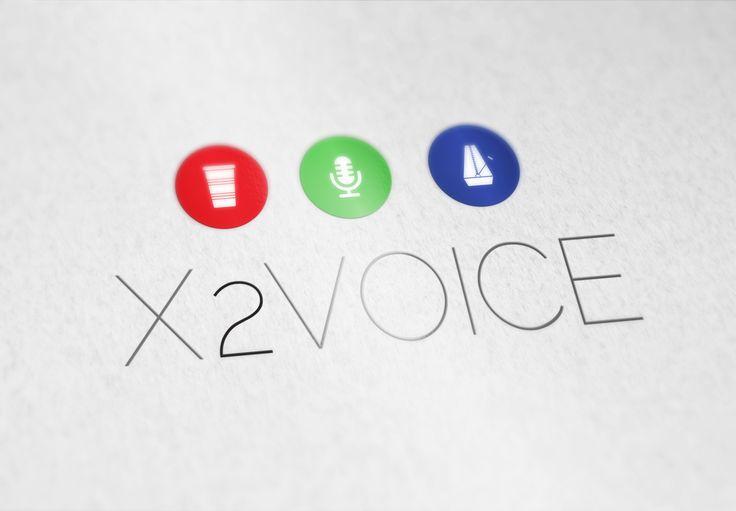 #logo for #x2voice  Fb page: https://www.facebook.com/x2voice