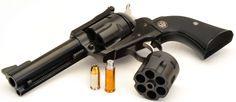 Ruger Blackhawk 45 Colt - 45 ACP Convertible