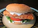 Carl's Jr. Ranch Crispy Chicken Sandwich Reduced Fat Copycat Recipe