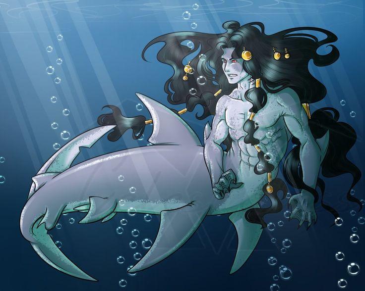 Sharkloki by Celestialess on DeviantArt