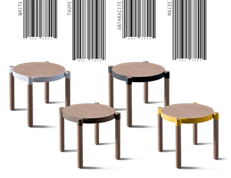 BIXBIT Om side and occassional tables in 4 stylish colours visit: www.sklep.bixbit.com