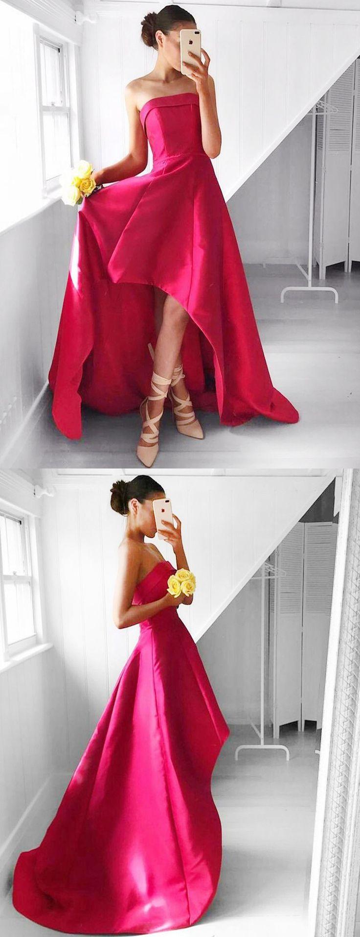 1025 besten High Low Prom Dresses Bilder auf Pinterest   Ballkleider ...