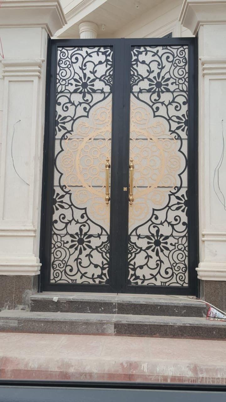 Pin By Sohail Baig On Creative Metals Gate Design Door Design Iron Door Design