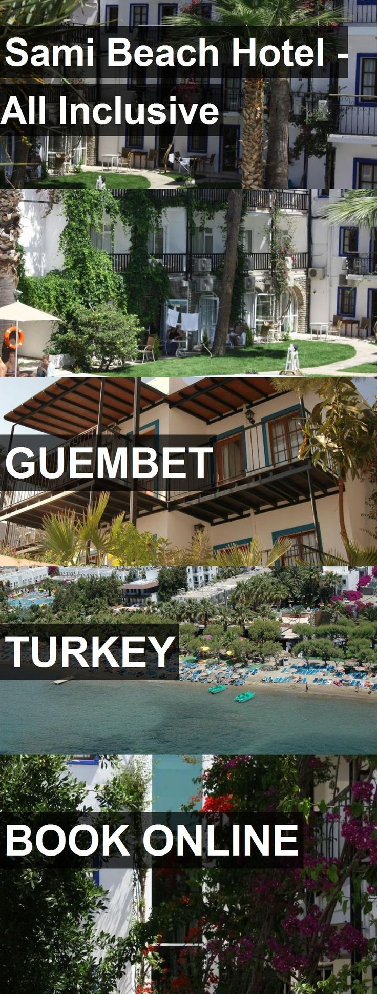 Hotel Sami Beach Hotel - All Inclusive in Guembet, Turkey. For more information, photos, reviews and best prices please follow the link. #Turkey #Guembet #SamiBeachHotel-AllInclusive #hotel #travel #vacation