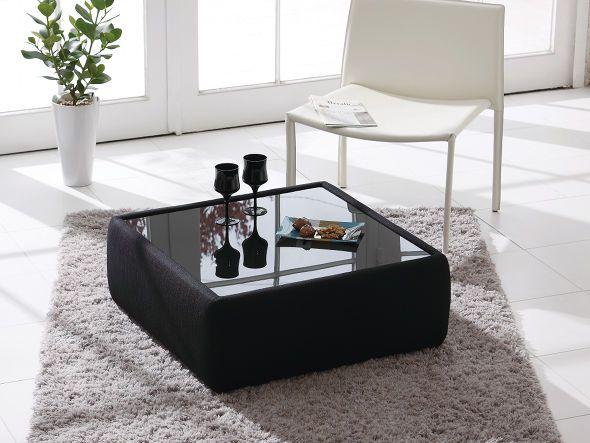 FLYMEe Noir FABIO GLASS LOW TABLE / フライミーノワール ファビオ ... こちらはお色違いのシャドウです。