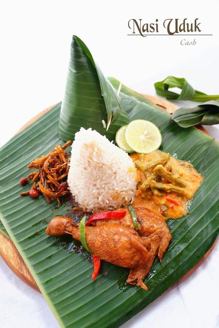 Nasi Uduk ~ Fragrant Coconut Rice (The rice cooker method) ~ Cash Palace