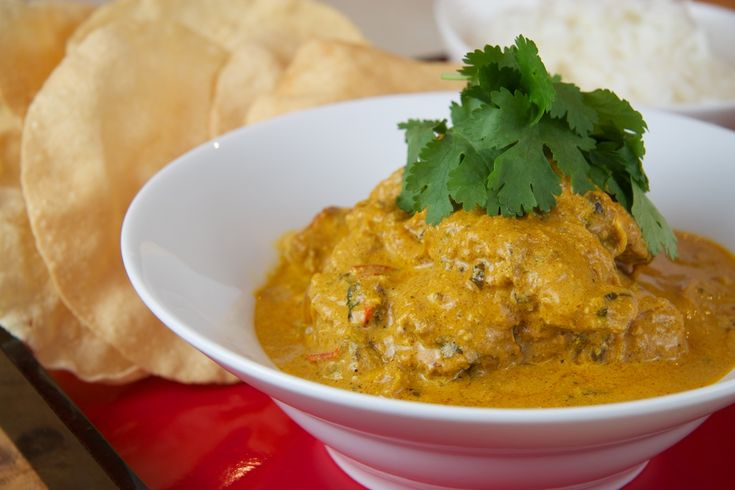 Jimmy's Fast Butter Chicken