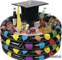 High School Graduation Decoration Ideas | High School College Graduation Party Pack Supplies Kit Balloons Plates