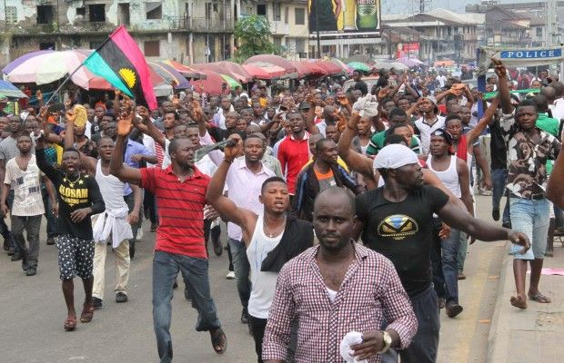 MASSOB declares May 22 Biafra Independence Day