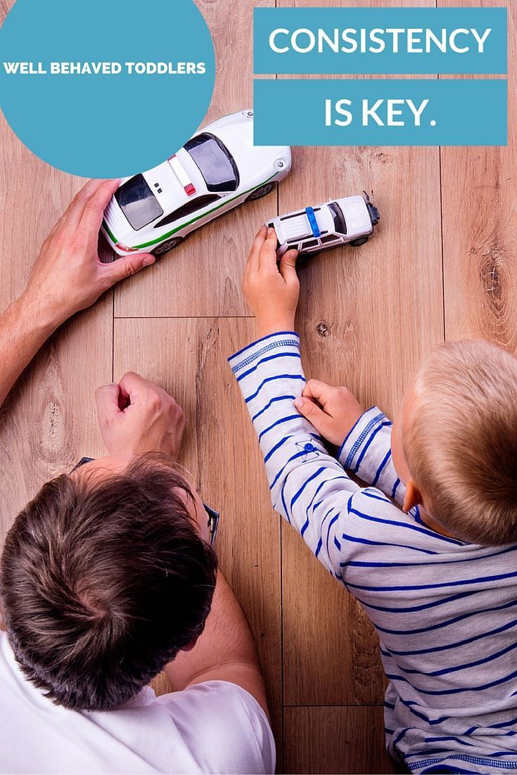 Top Three Ways for Well-Behaved Toddlers