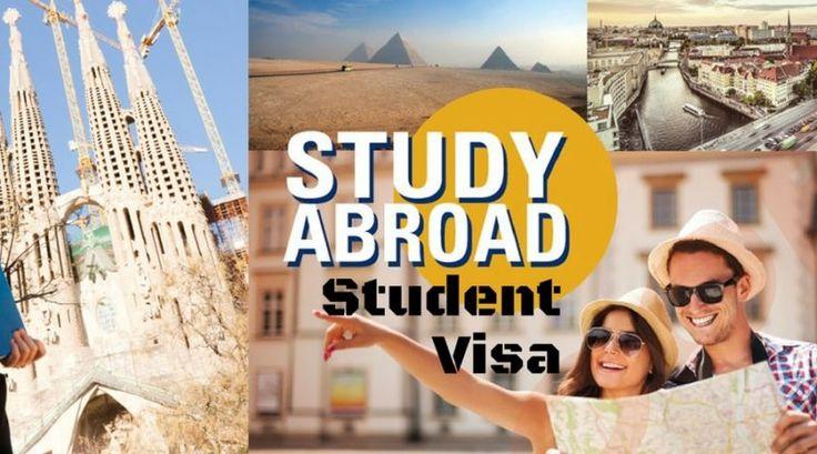 Study Abroad Student Visa Guide: https://goo.gl/IpYlX9  #studyabroad #StudentVisa #visa