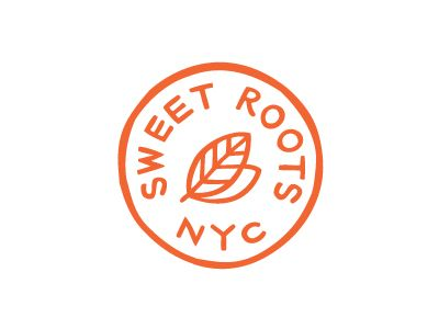 Sweetroots - like the simplicity and clean design of the logo / icon. maybe add a chef hat and timer inside instead of leaves